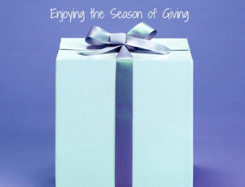Enjoying the Season of Giving