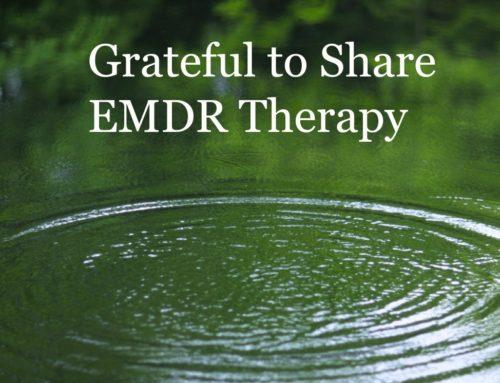 Grateful to Share EMDR