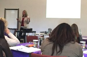 teaching EMDR therapy