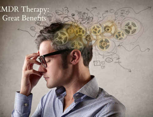 EMDR Therapy: 3 Great Benefits