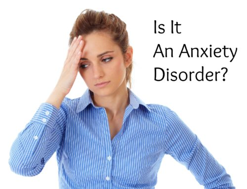 Is it an Anxiety Disorder?