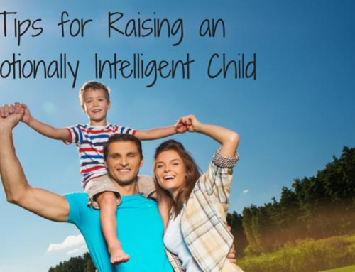 3 Tips for Raising an Emotionally Intelligent Child