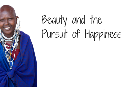 Beauty and the Pursuit of Happiness