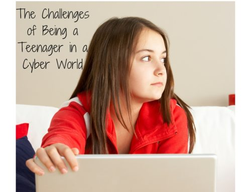 The Challenges of Being a Teenager in a Cyber World