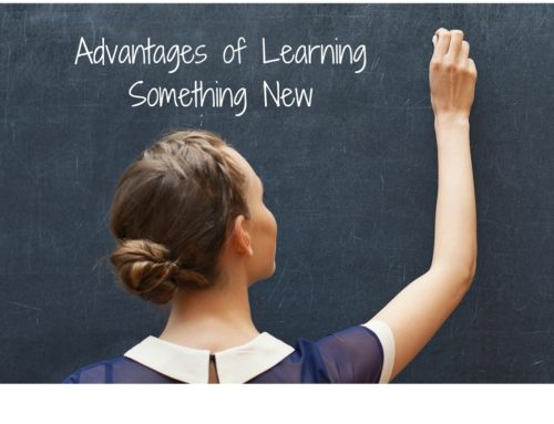 Advantages of Learning Something New