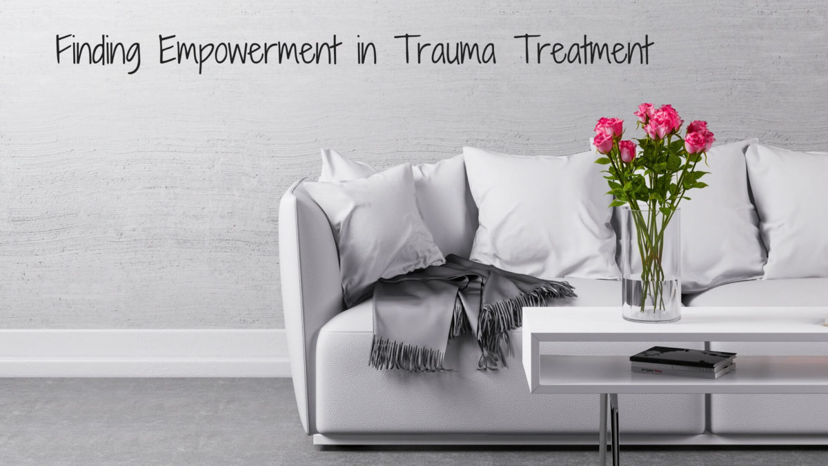 couch for healing PTSD