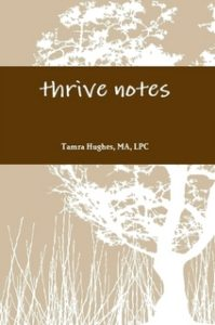 Thrive notes