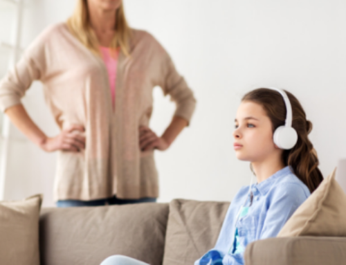 How to Talk to a Teen Who Refuses to Talk