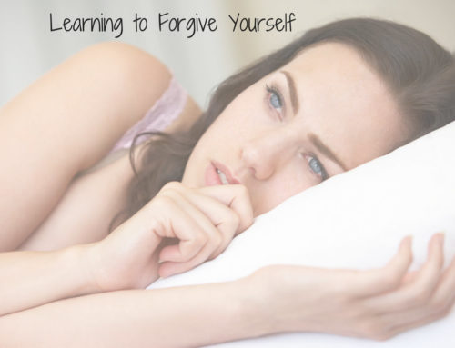 Learning to Forgive Yourself