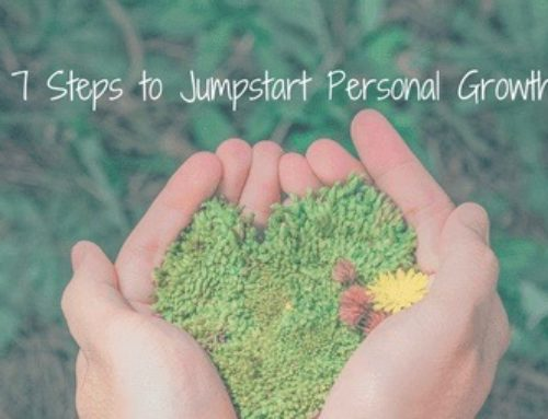 7 Steps to Jump Start Personal Growth