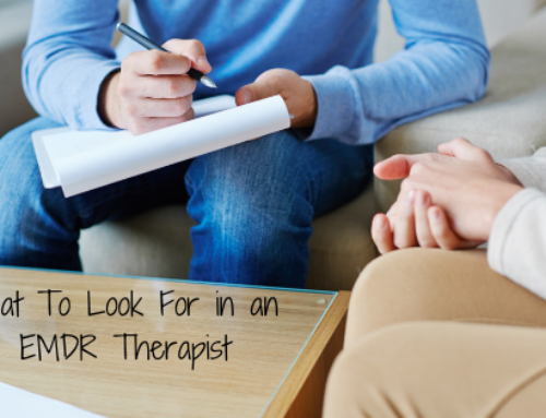 What to Look For in an EMDR Therapist