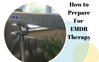 how to prepare for EMDR