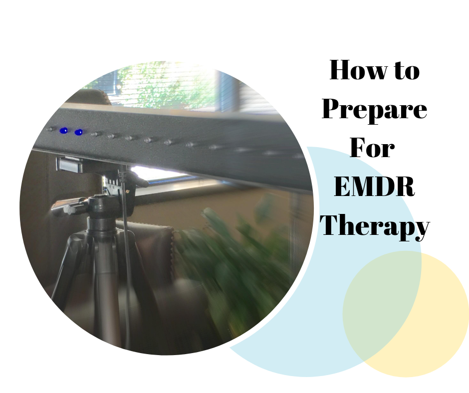 how to prepare for EMDR